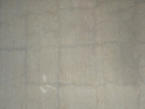 Structural engineer - photo of plastic slab cracks
