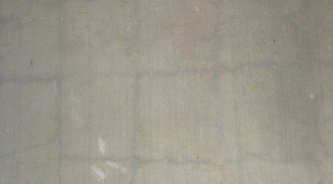 Structural engineer in Brisbane photo of slab cracks