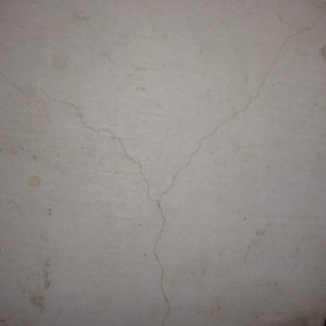 Concrete Shrinkage Crack