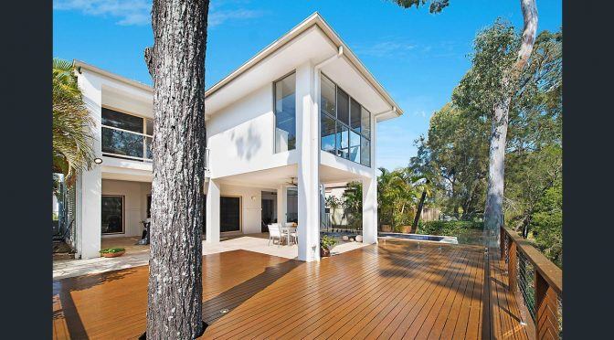 Photo of renovated home in Westlake, Brisbane