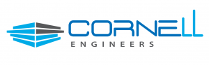 Logo for Cornell Engineers Structural Engineers