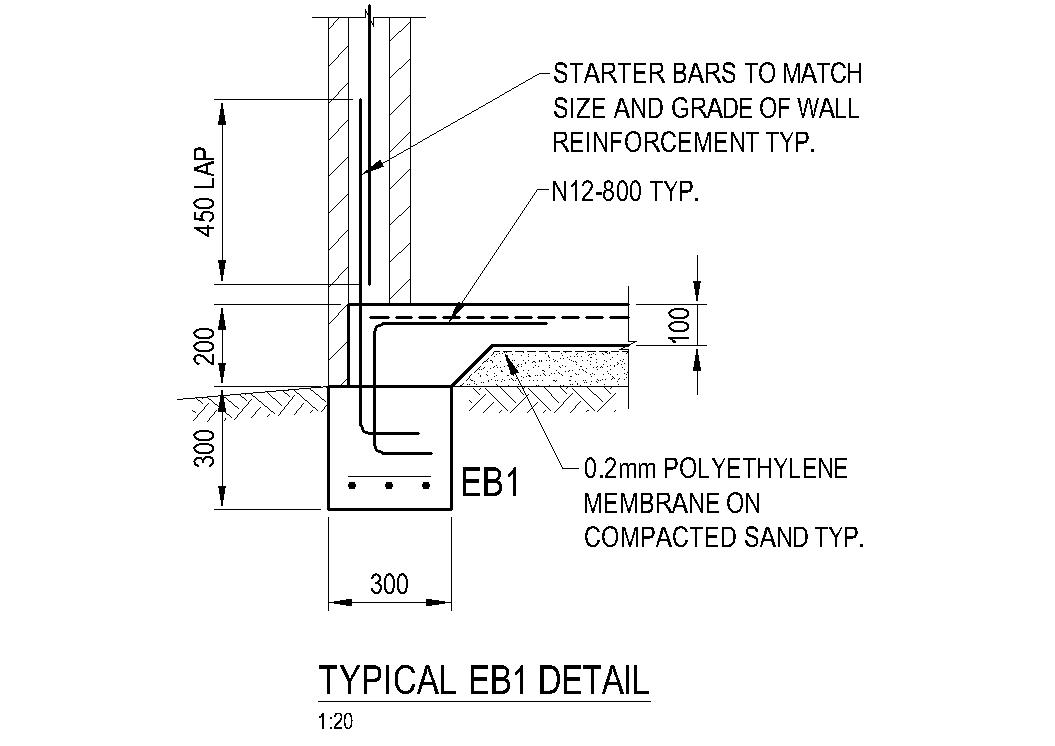 Concrete Masonry Raft Slab-Layout | Structural Engineers