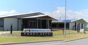 Mackay Regional Council Admin Buildi