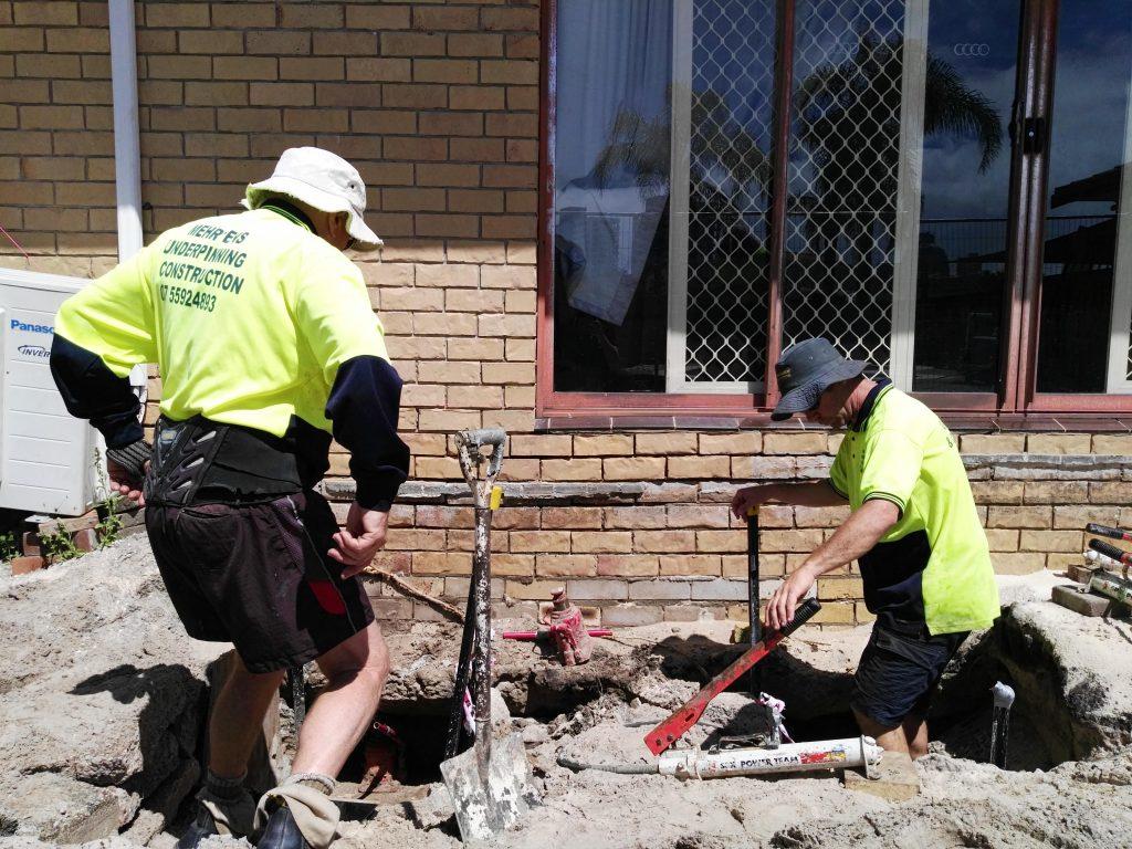 Brisbane underpinning contractor